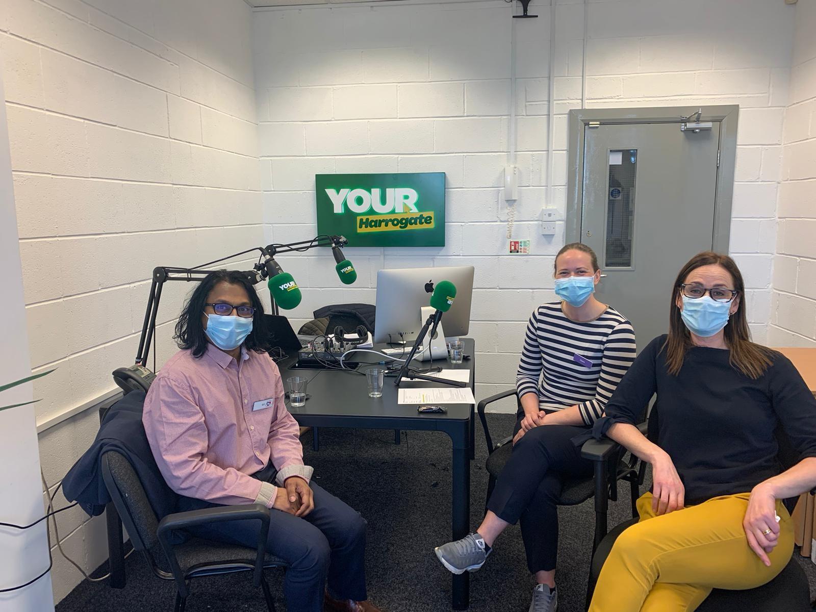 Bernadette Mossman, Gil Chimon, Clare Shuker Vida Healthcare Podcast