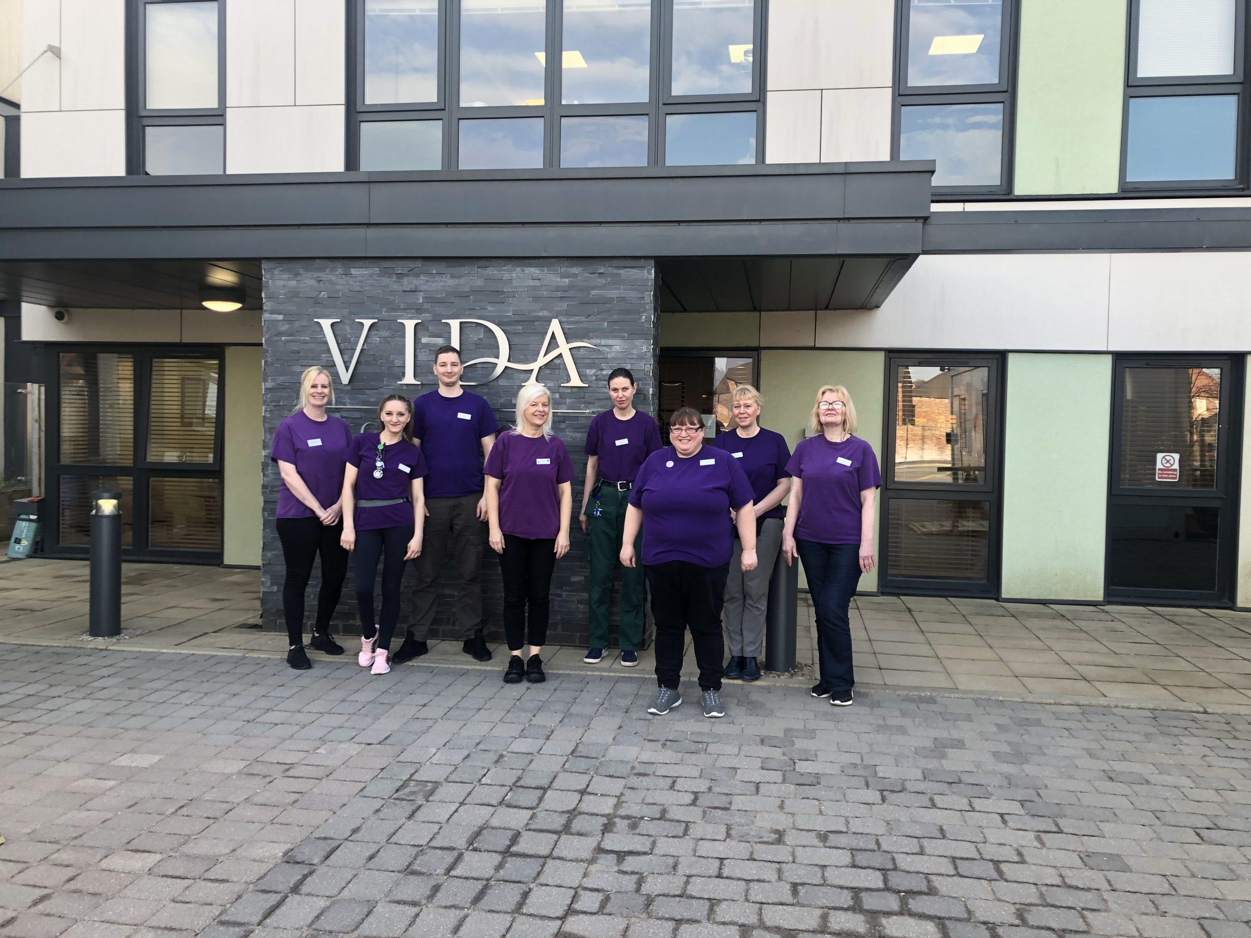 Vida Grange Housekeeping
