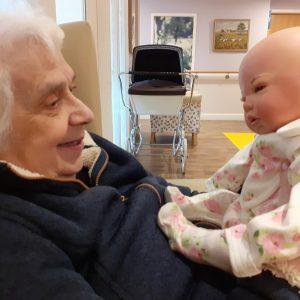 Vida Healthcare Doll therapy