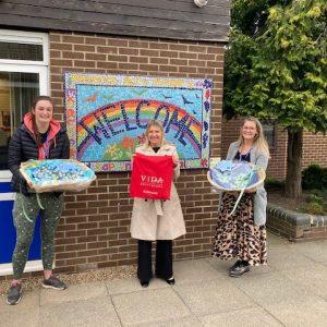Rossett Acre Primary School Vida Healthcare Denim for Dementia