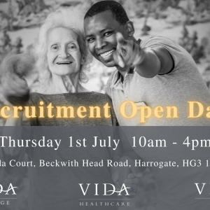 Vida Healthcare Recruitment Open Day