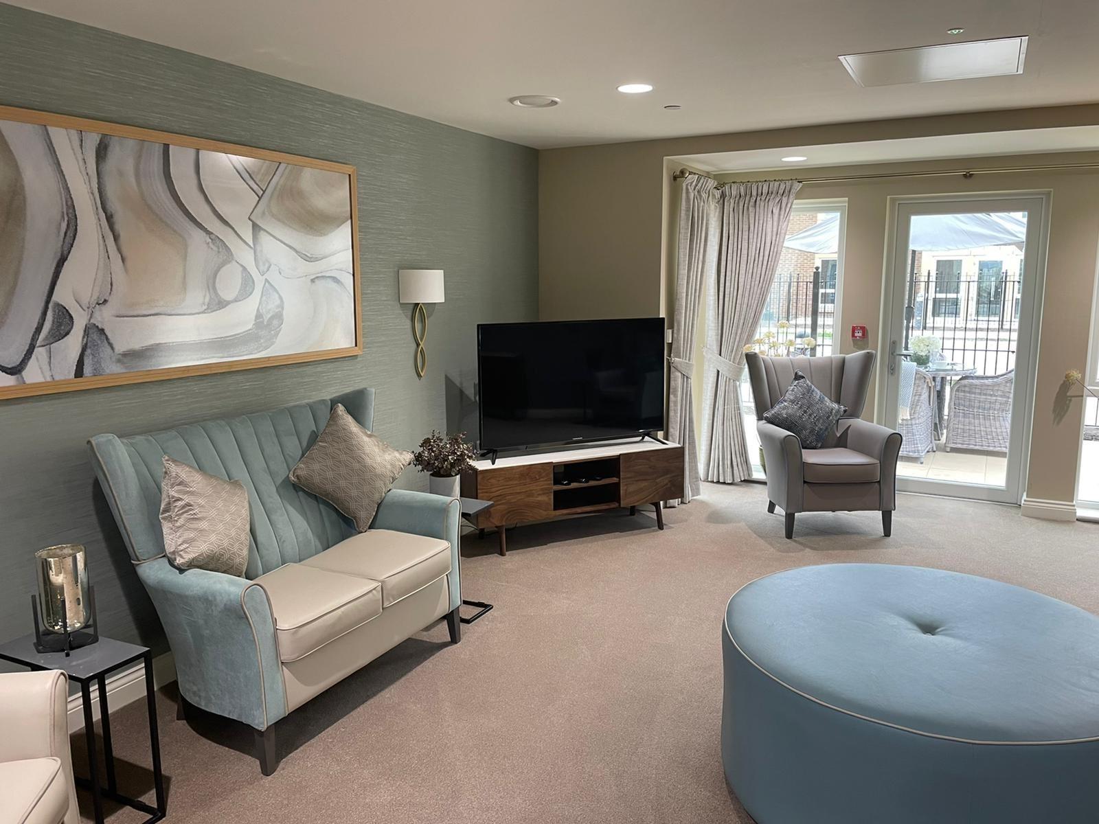 Living Room Vida Court