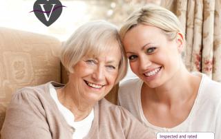 Outstanding dementia care